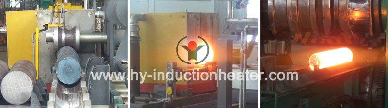 induction forging furnace