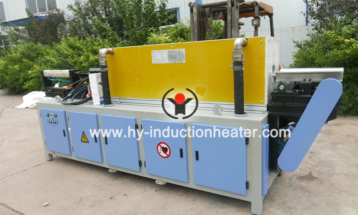 Induction heater for billet heating