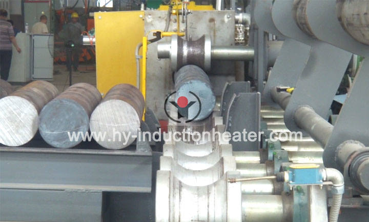 Induction heating bar