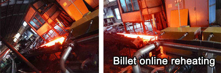 induction heating billet price