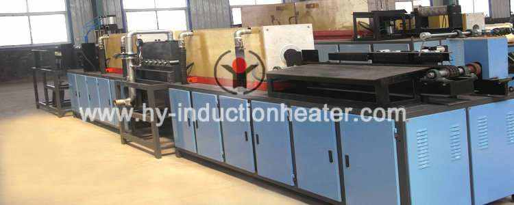 induction heating copper for heat treatment