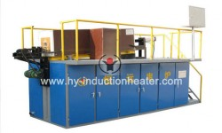 Induction heating forging