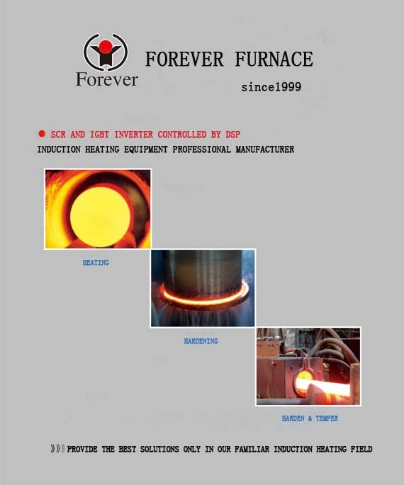 induction heating furnace manufacturer supplier