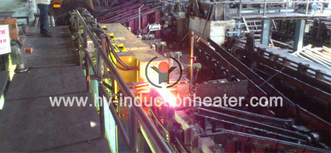 induction heating machine manufacturer