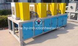 Induction heating pipe