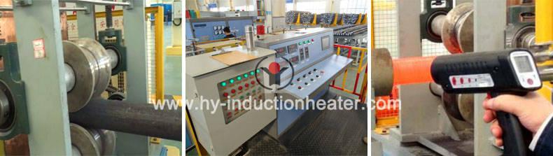 induction heating steel bar