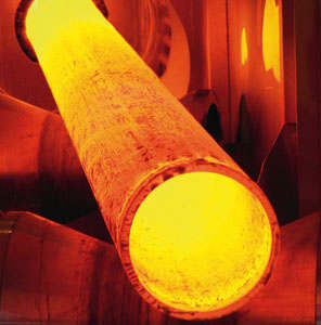 induction heating steel pipe