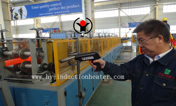 induction preheating furnace