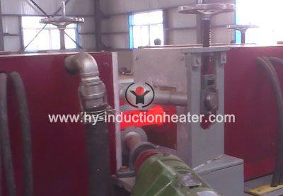 induction quenching machine