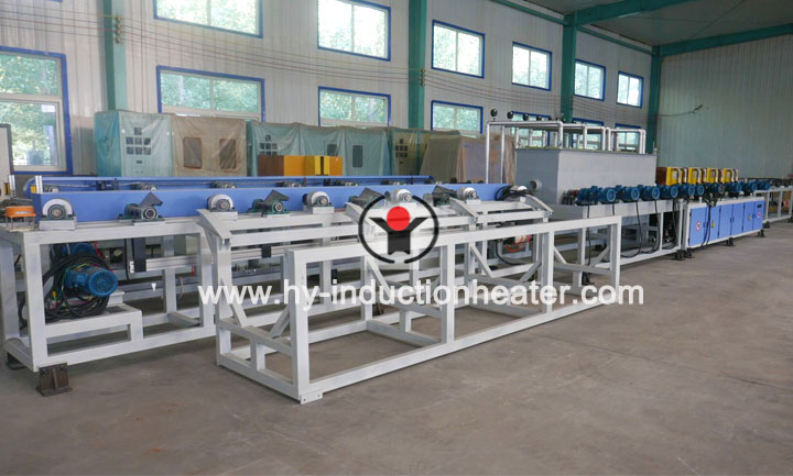 Medium frequency heat-treating equipment