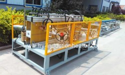 Metal induction heating equipment