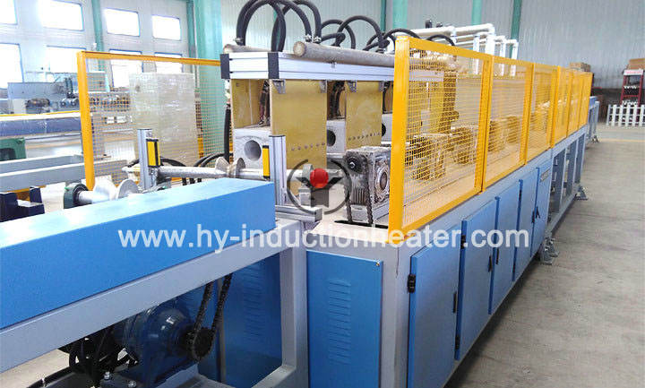 Induction hardening furnace