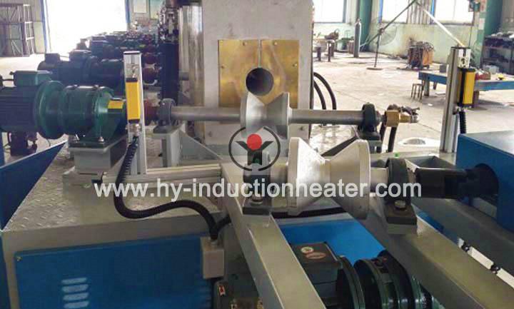 Round bar forging