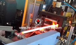Screw rod hardening and tempering furnace