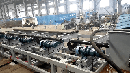 seamless pipe solution heat treatment