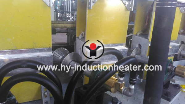 shaft heat treatment