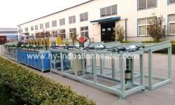 Shaft hardening heat treatment furnace