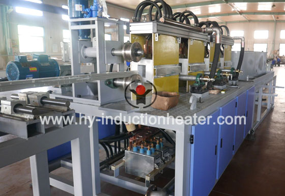square pipe heat treatment equipment