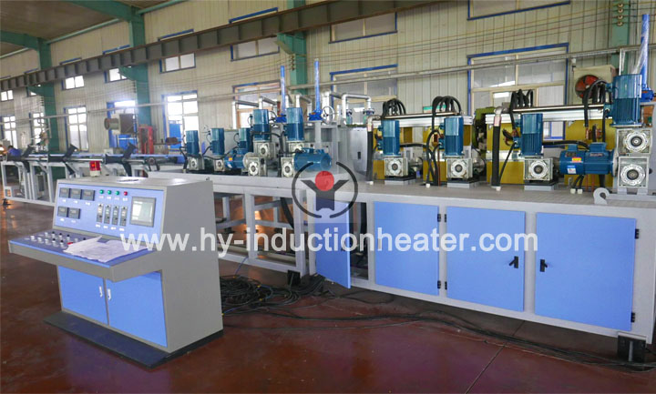 square pipe heat treatment furnace
