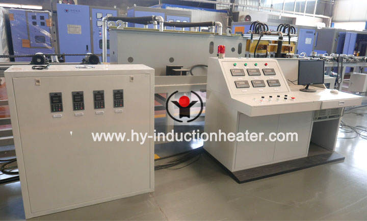 Stainless pipe hardening furnace