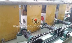Stainless steel hardening and tempering