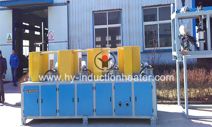 Stainless tube annealing