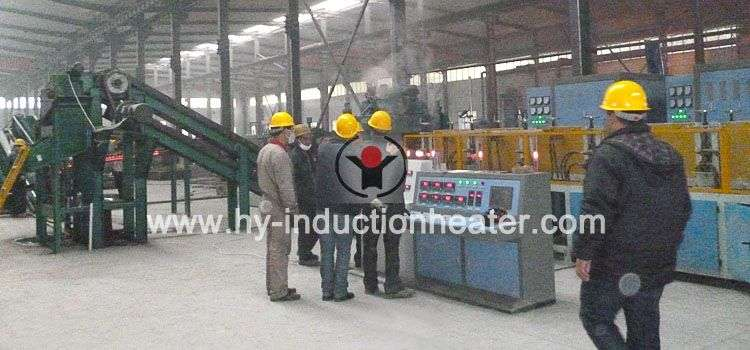 steel ball production process