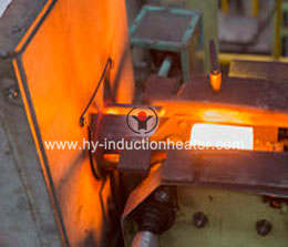 steel bar forging furnace