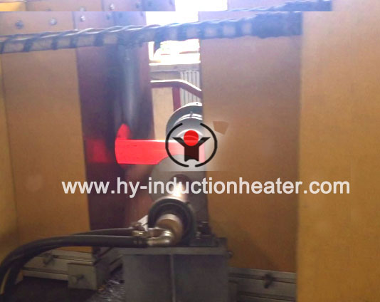 steel bar hardening