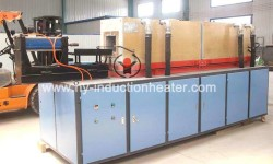 Steel billet forging induction heating equipment
