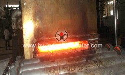 Steel plate rolling equipment