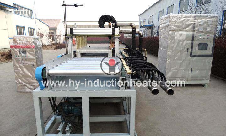 Steel sheet heat treatment