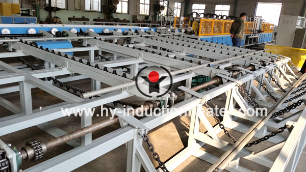 tubing heat treatment machine